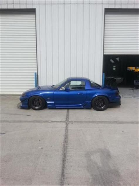 mazda miata track car for sale sell used 1999 mazda miata track show car in rockledge