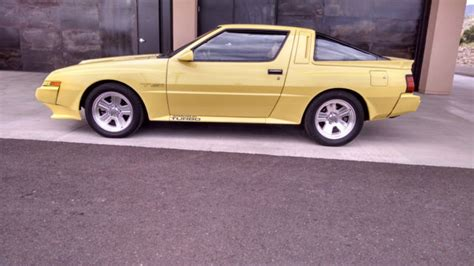 Chrysler Starion Chrysler Conquest Tsi Mitsubishi Starion For Sale Photos