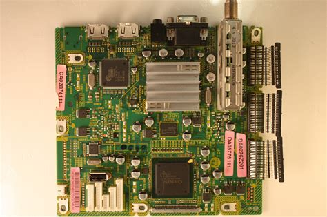Mainboard Tv Sharp Type 24le175i sharp 32 quot lc 32av22u ca02b74111 digital board motherboard ebay
