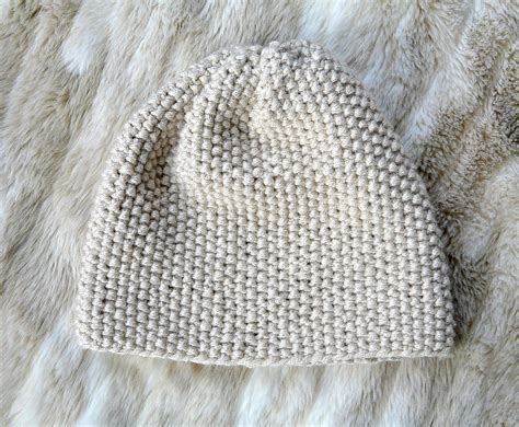 simple pattern for knitted beanie easy knit slouch hat pattern knitting pinterest