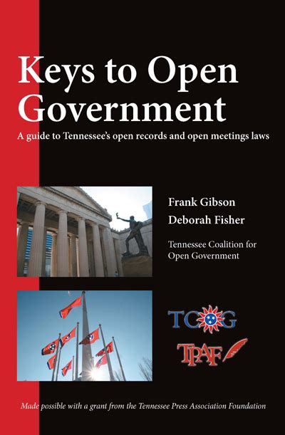 Records In Tennessee Guide To Open Records And Open Meetings In Tennessee Tennessee Coalition For