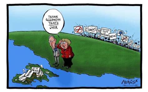 Azure Window It S Not A Joke Six Editorial Cartoons From Brexit The