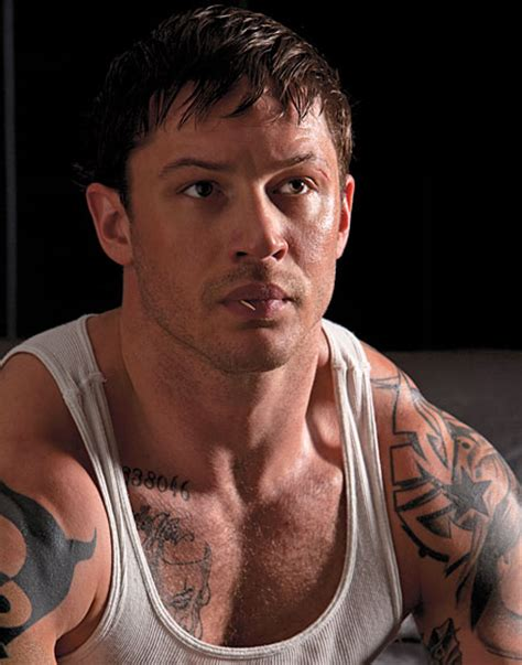 chatter busy tom hardy quotes