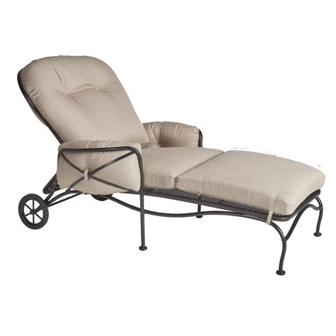 adjustable chaise cambria adjustable chaise hauser s patio