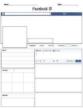 Social Media Template Pack Blank Instagram Twitter And Facebook Templates Social Media Templates