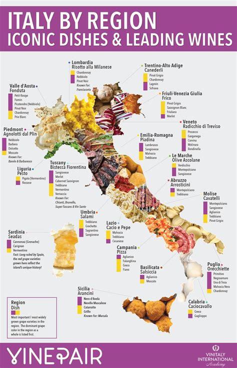forum concorsi d italia mappe d italia la pietanza tipica con vino regione per