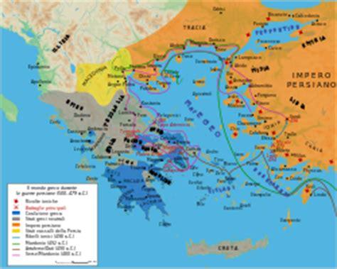 le guerre persiane riassunto prima guerra persiana