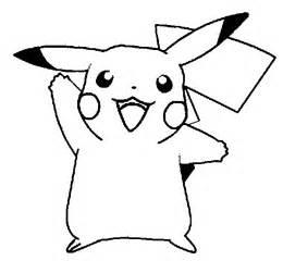 pokemon coloring pages quot pikachu