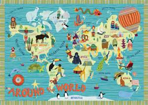 Map Of The World For Kids by Pics Photos World Maps For Kids