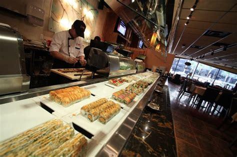 poc american fusion buffet sushi buffets coral