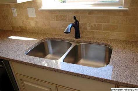 undermount kitchen sinks granite