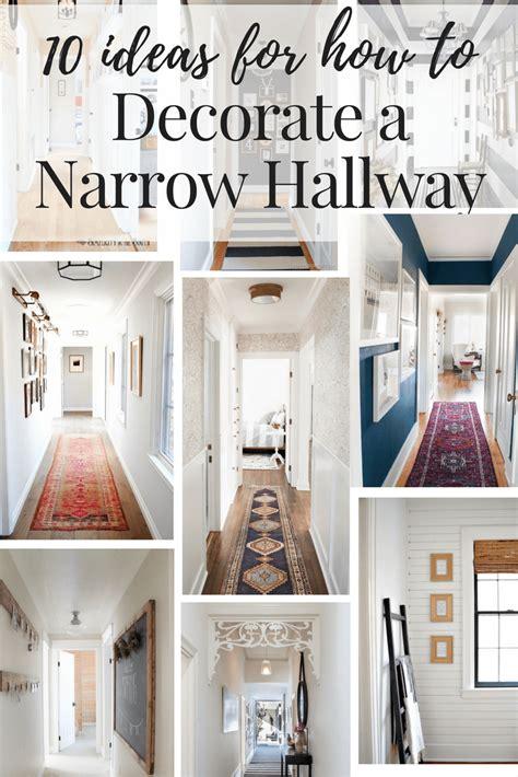 narrow hallway decorating ideas renovations