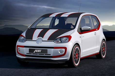 Up Auto by Abt Sportsline To Debut New Vw Up Beetle And Audi Tunes