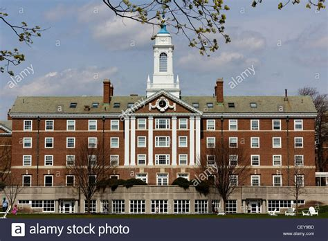 harvard houses moors hall part of both cabot and pforzheimer houses of harvard stock photo royalty