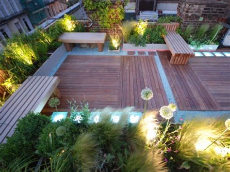 Small Open Floor Plan Ideas by 20 Beautiful And Inspiring Roof Top Garden Designs And