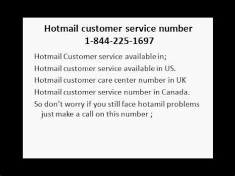 phone number to section 8 office 1 844 225 1697 hotmail customer service phone number usa