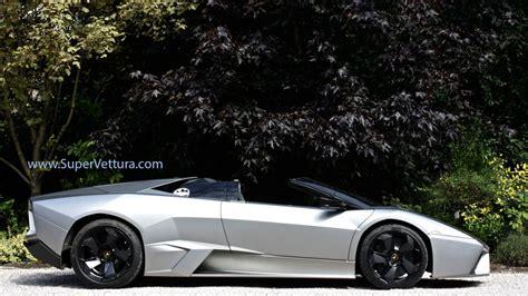 Lamborghini Reventon For Sale Lamborghini Reventon Roadster Offered For Sale
