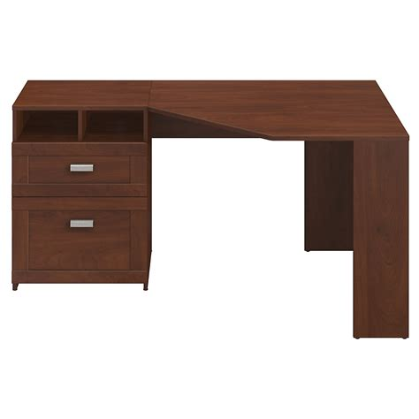 Bush Furniture Corner Desk by Bush Furniture My72813 03 Reversible Corner Desk Bush