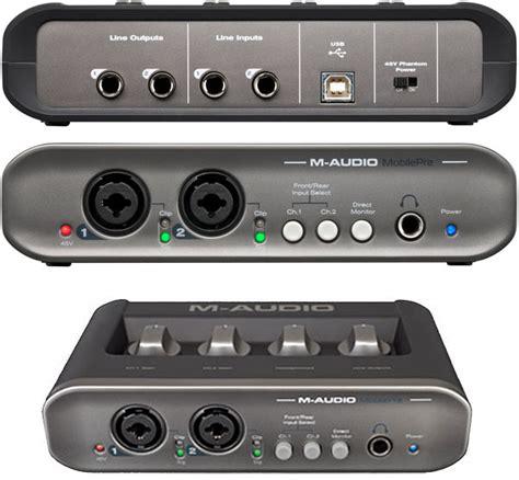 Audio Driver Usb m audio mobilepre usb driver windows 7