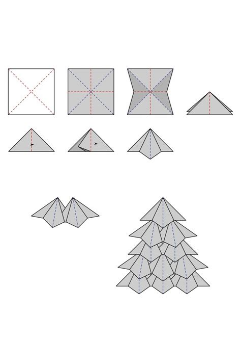 Origami Folding Patterns - 357 best images about origami i on origami