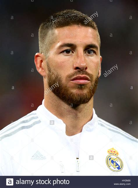 Sergio Ramos Hairstyle by 7 Facts About Sergio Ramos Hairstyle Sergio