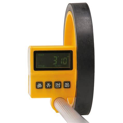 Measuring Wheel Digital Mwd300 10 000 ft meter digital measuring wheel