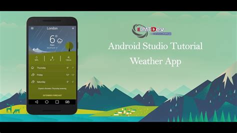 android studio application tutorial android studio tutorial weather application youtube