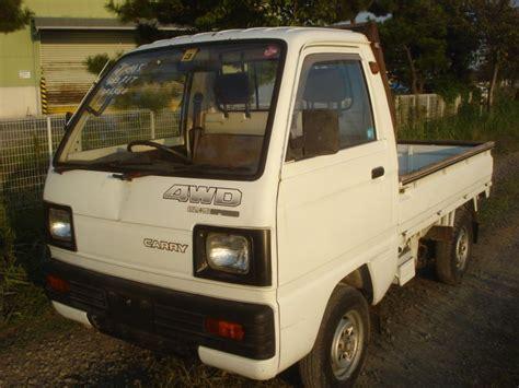 Suzuki Carry 4wd Suzuki Carry Truck 4wd 1989 Used For Sale