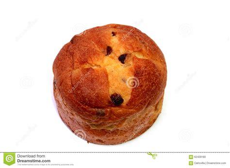 italienischer kuchen panettone italienischer kuchen stockfoto bild 62409180