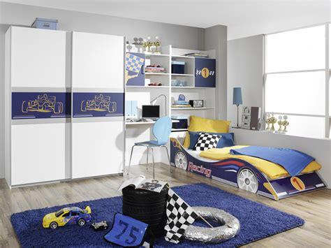 Kinderzimmer Junge Schrank by Rauch Racing Kinderzimmer Jugendzimmer Autobett Schrank