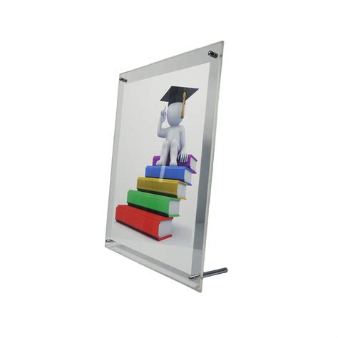 2100 acrylic table top display stand great partner
