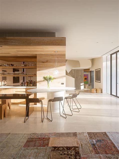 australian home interiors beautiful oak floor and wall paneling