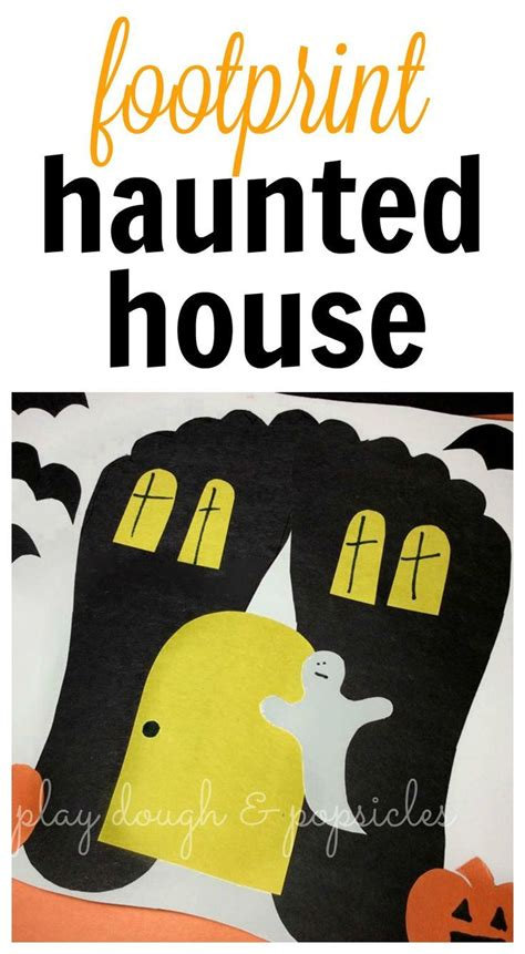 haunted house craft 1000 ideas about haunted house for kids on pinterest
