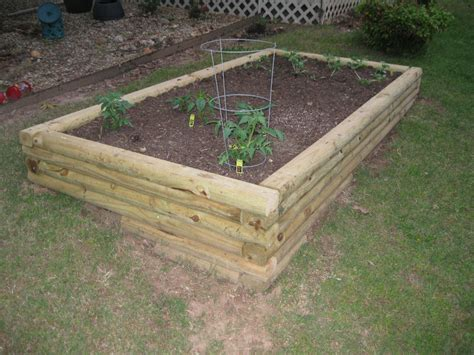 outdoor natural home depot landscape timbers