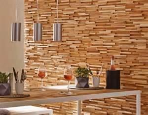 plaquette de parement bois recycl 233 trend interieur