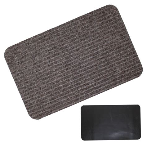 entrance door floor mat mats rubber backing home shop office doormat anti slip ebay