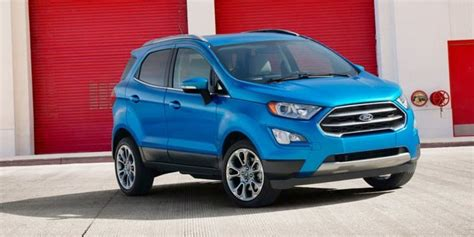 Busi Ford Ecosport ford ecosport price in india ecosport images mileage
