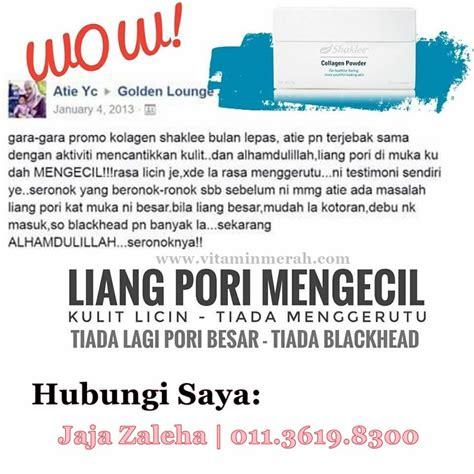 Collagen Untuk Jerawat testimoni collagen powder shaklee untuk kulit yang halus