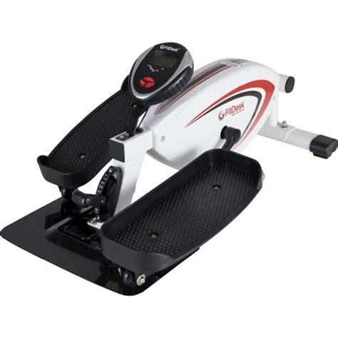 fitdesk desk elliptical fitdesk desk elliptical white 3040 best buy