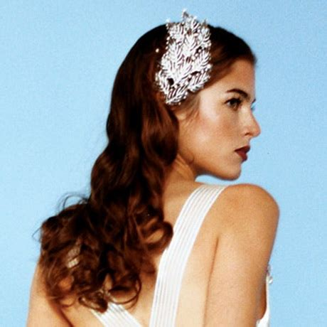 Hairstyle Accessories by Bridal Hairstyles With Accessories