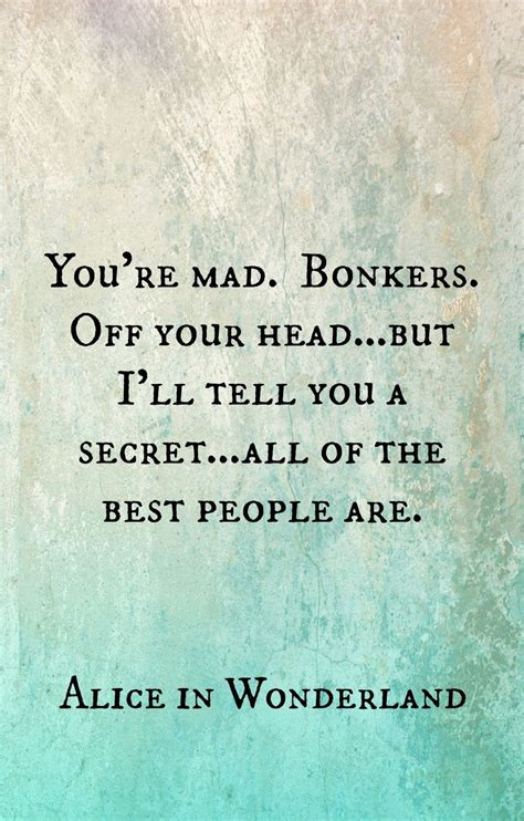 mad quotes top mad hatter quotes quotesgram