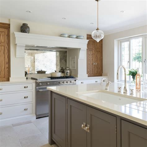 Bespoke Kitchen Islands Luxury Bespoke Kitchen Hadley Wood