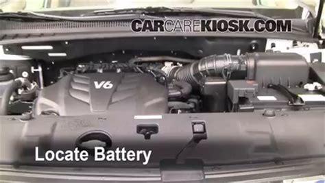 Kia Sedona Car Battery Battery Replacement 2006 2014 Kia Sedona 2010 Kia