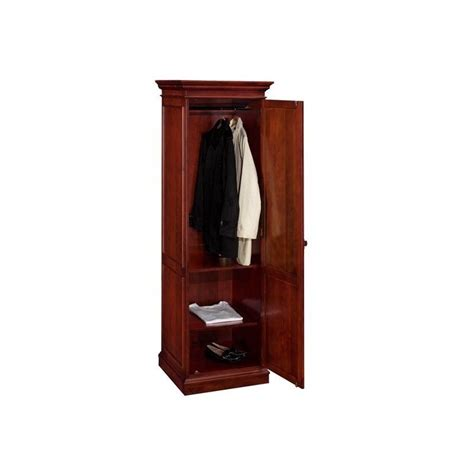 single door armoire wardrobe flexsteel keswick single door wardrobe armoire 7990 05