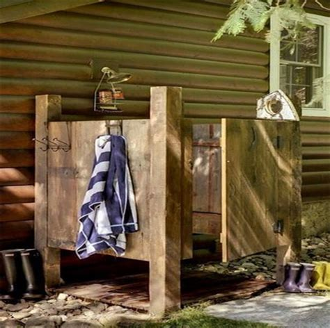 how to build a outdoor shower home dzine garden install an outdoor shower