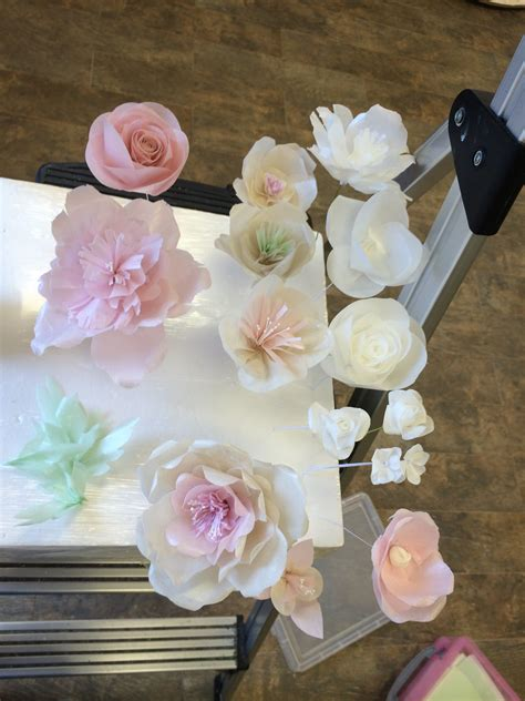 How To Make Wafer Paper Flowers - wafer paper flowers and other related things