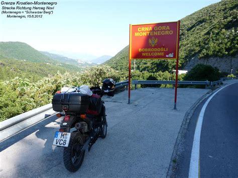 Motorradtouren Jugoslawien by Fahrt Durch Montenegro Auf Meiner Balkan Motorradtour 2012
