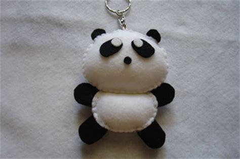 everything here cara membuat boneka panda dari kain flanel