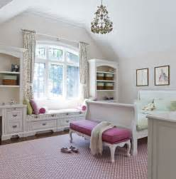 greaves design s bedroom with window seat