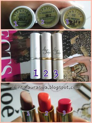 Harga Lipstik Lt Pro Glossy shinta dewani s room review la tulipe matt